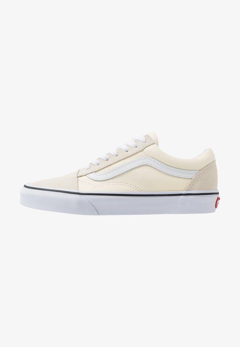 Vans - OLD SKOOL - Skateskor - classic white/true white