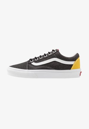 OLD SKOOL - Skatesko - black/true white