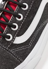 Vans - OLD SKOOL - Skatesko - black/true white - 6