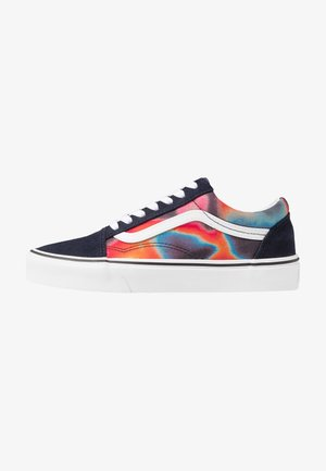 OLD SKOOL - Matalavartiset tennarit - multicolor/true white