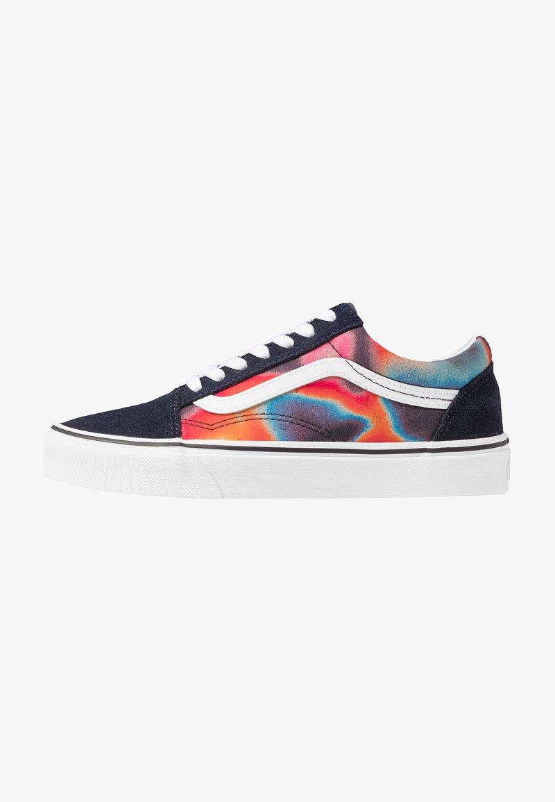 Vans - OLD SKOOL - Skate shoes - multicolor/true white