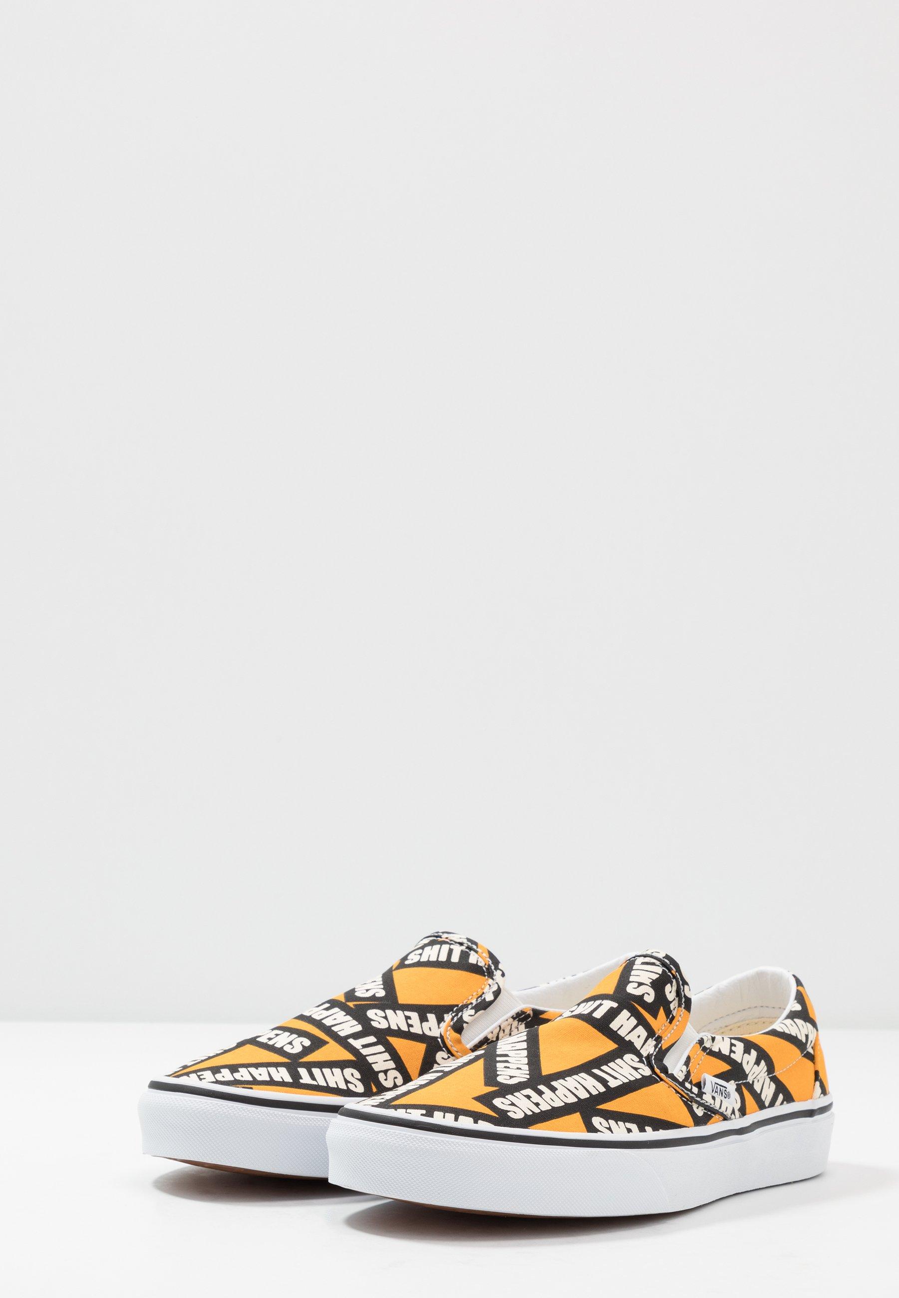 Vans Classic - Slip-ons Cadmium Yellow/true White