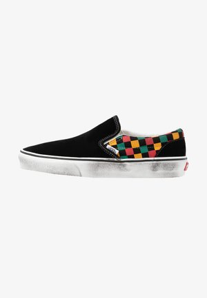 CLASSIC - Mocassins - black/multicolor