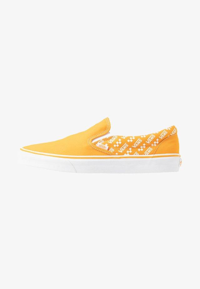 CLASSIC - Loafers - cadmium yellow/true white