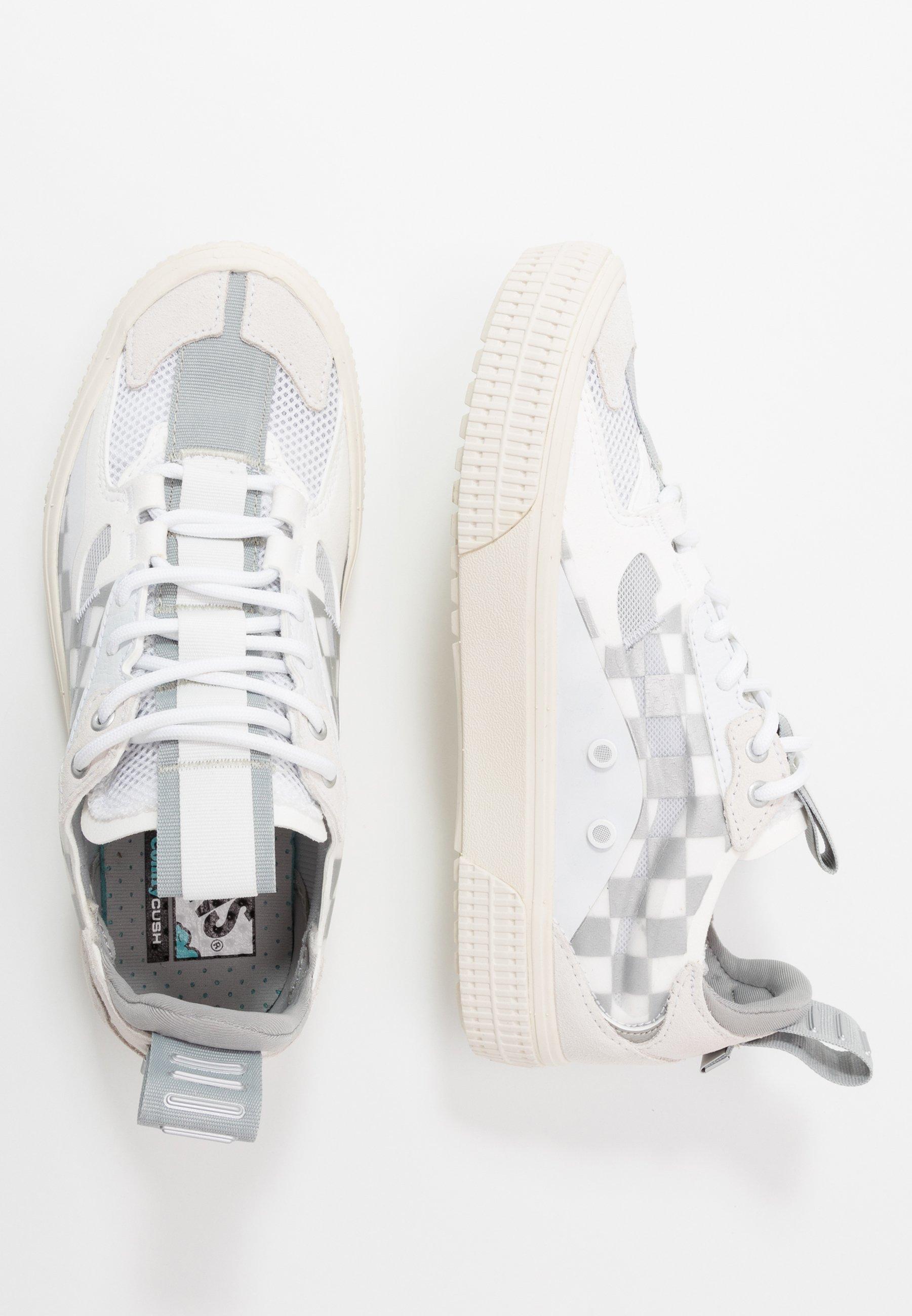 Vans Overt Cc - Scarpe Skate True White/grey bE2kB