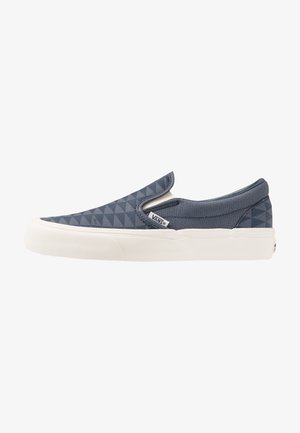 CLASSIC - Slip-ons - orion blue/marshmallow