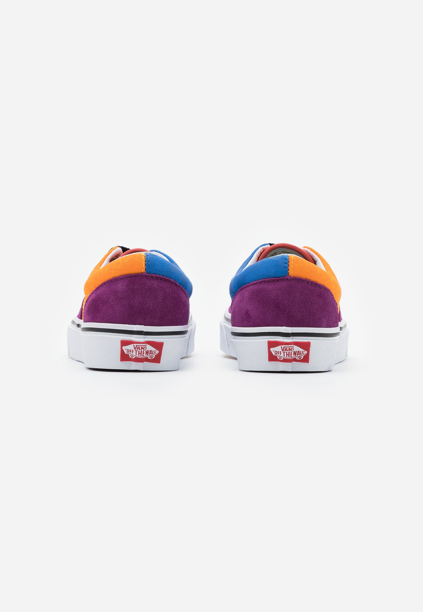 ERA Sneaker low grape juicebright marigold