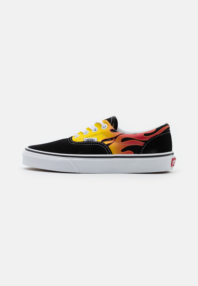 ERA - Sneakers basse - black/true white