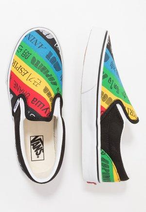 CLASSIC - Slip-ons - multicolor/true white