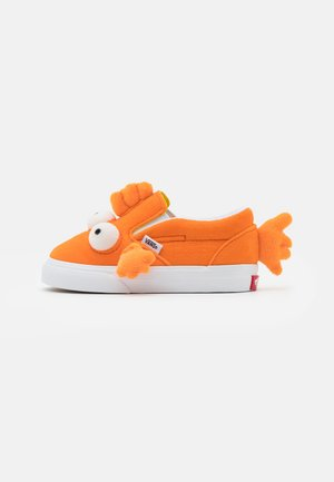 THE SIMPSONS FISH UNISEX - Mocasines - orange