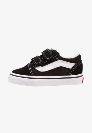 OLD SKOOL - Matalavartiset tennarit - black