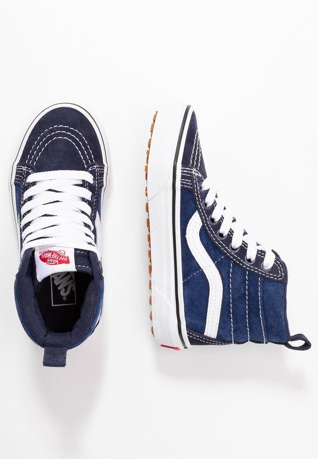 SK8 MTE - Höga sneakers - navy/true white