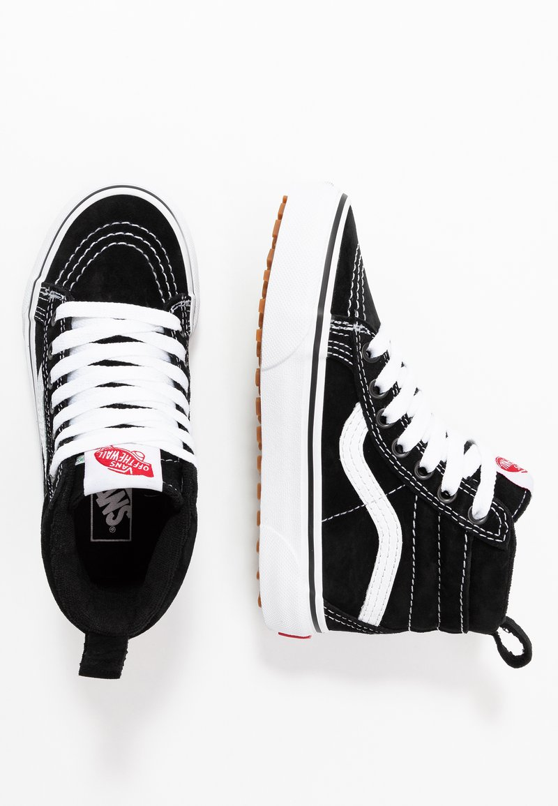 Vans - SK8 MTE - Sneaker high - black/true white