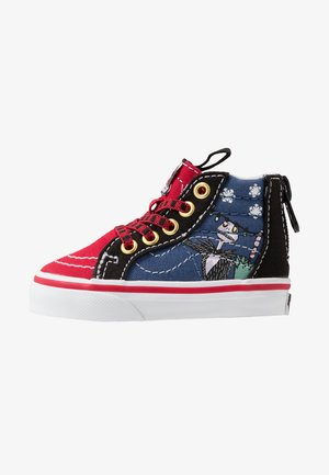 NIGHTMARE BEFORE CHRISTMAS SK8 - Sneakers hoog - dark blue