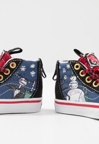 Vans - NIGHTMARE BEFORE CHRISTMAS SK8 - Sneakers hoog - dark blue - 6