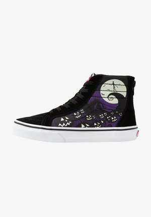 NIGHTMARE BEFORE CHRISTMAS SK8 - High-top trainers - black