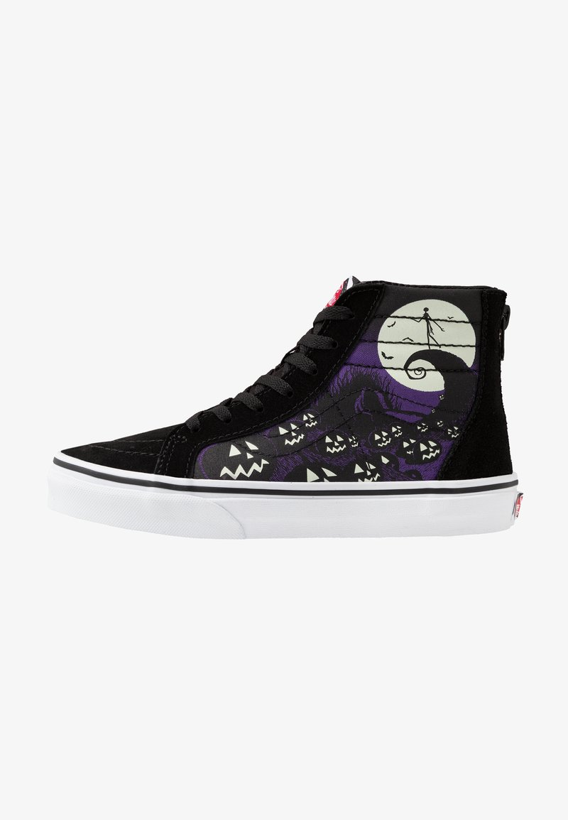 Vans - NIGHTMARE BEFORE CHRISTMAS SK8 - Baskets montantes - black