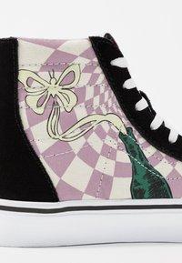 Vans - NIGHTMARE BEFORE CHRISTMAS SK8 - Höga sneakers - multicolor - 7