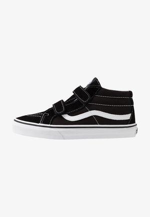 SK8 MID - Sneakers alte - black/true white