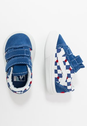 COMFYCUSH OLD SKOOL  - Matalavartiset tennarit - true blue