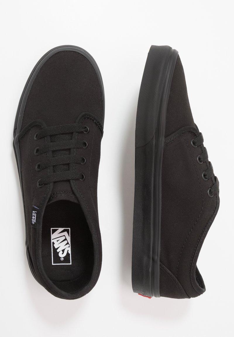 Vans - VULCANIZED - Trainers - black