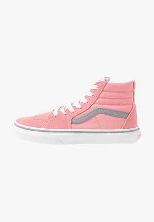 SK8 - High-top trainers - pop pink icing/frost gray