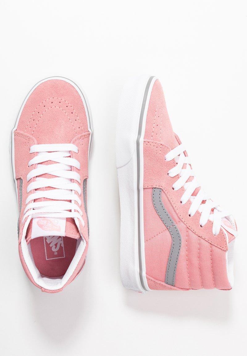 Vans - SK8 - High-top trainers - pop pink icing/frost gray