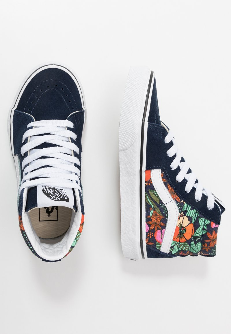 Vans - SK8 - Zapatillas altas - dress blues/true white