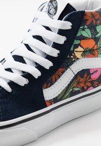 Vans - SK8 - Zapatillas altas - dress blues/true white - 2