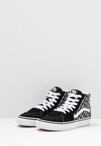 Vans - SK8 - Sneaker high - black/true white - 3