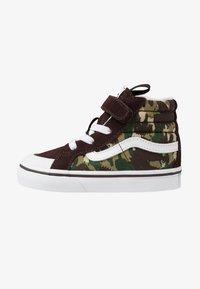 Vans - SK8 REISSUE 138  - Sneakers alte - brown/true white - 1