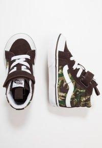 Vans - SK8 REISSUE 138  - Sneakers alte - brown/true white - 0