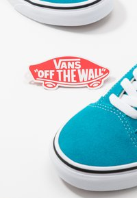 Vans - OLD SKOOL - Sneakers basse - caribbean sea/true white - 6