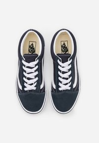 Vans - OLD SKOOL - Sneakers laag - india ink/true white - 3