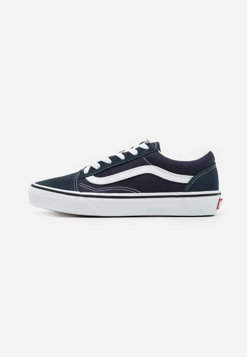 Vans - OLD SKOOL - Sneakers laag - india ink/true white