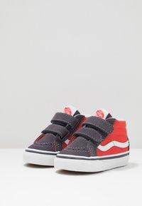 Vans - SK8-MID REISSUE  - Sneakers basse - grenadine/periscope - 3