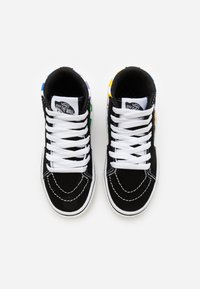 Vans - COMFYCUSH SK8 - Zapatillas altas - rainbow/true white - 3