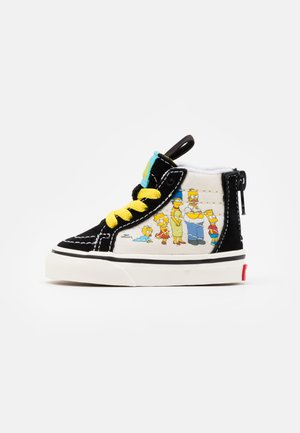 THE SIMPSONS SK8 ZIP - Sneakers hoog - multicolor