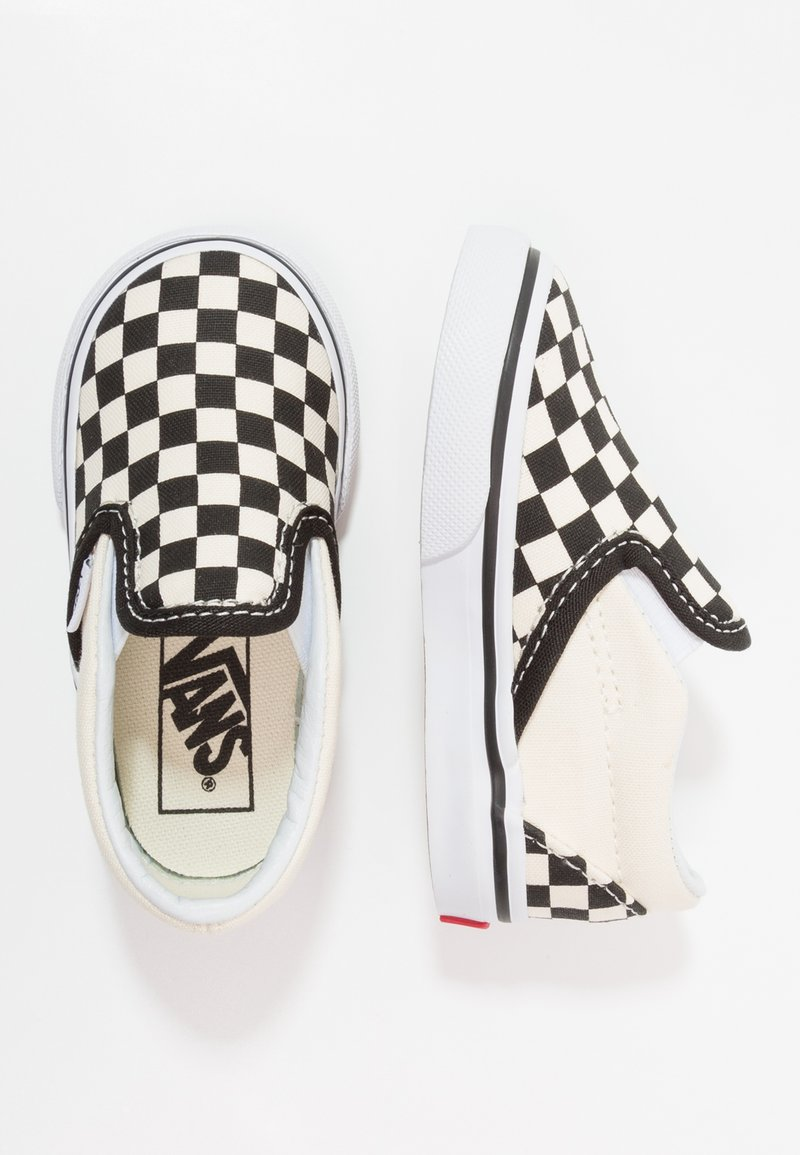 Vans - CLASSIC - Mocassins - black/white