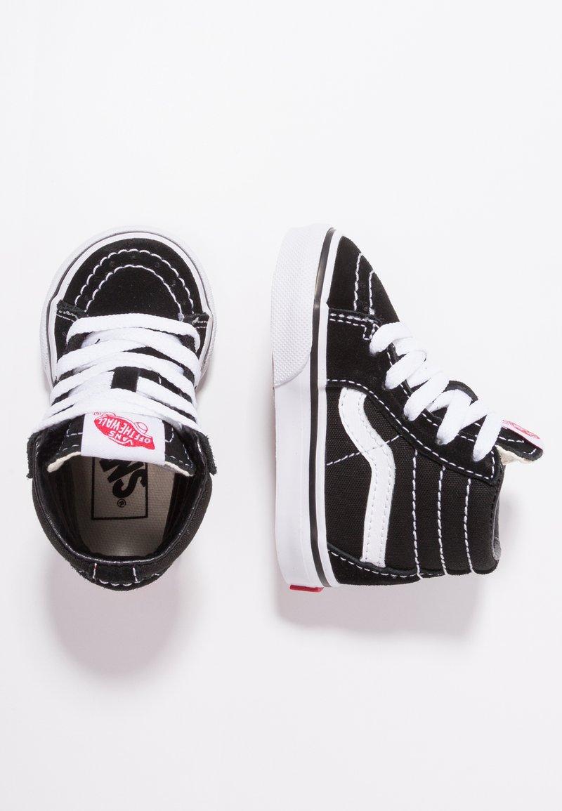 Vans - TD SK8 - Chaussures premiers pas - black/true white