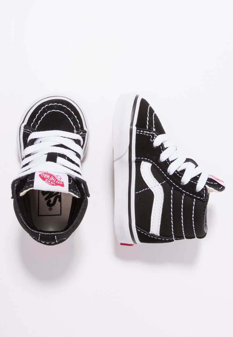 Vans - TD SK8 - Baby shoes - black/true white