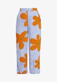 Vans - CAPSULE PANT - Pantalon classique - blue - 4