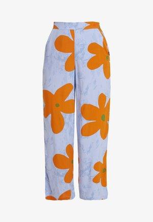 CAPSULE PANT - Trousers - blue