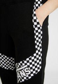 Vans - BMX PANT - Pantalon de survêtement - black - 6