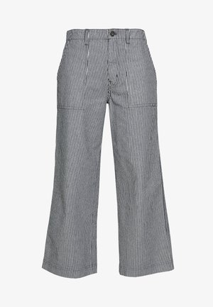 BARRECKS PANT - Trousers - light blue