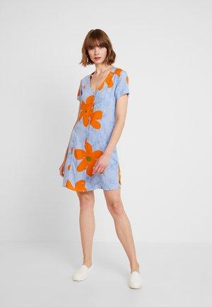 DRESS - Robe chemise - blue