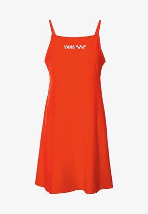 MEADOWLARK SKATER DRESS - Jersey dress - grenadine