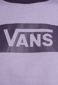 Vans - V TANGLE RANGE RINGER - T-shirt con stampa - lilac - 5