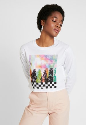 TRIP WINTER - Long sleeved top - white