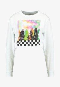 Vans - TRIP WINTER - Long sleeved top - white - 3